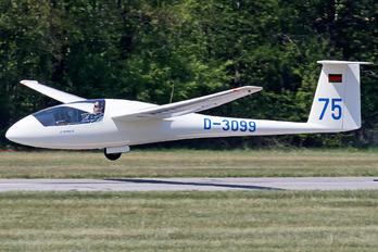 D-3099 - Private Schempp-Hirth Standard Cirrus