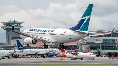 C-FIBW - WestJet Airlines Boeing 737-700