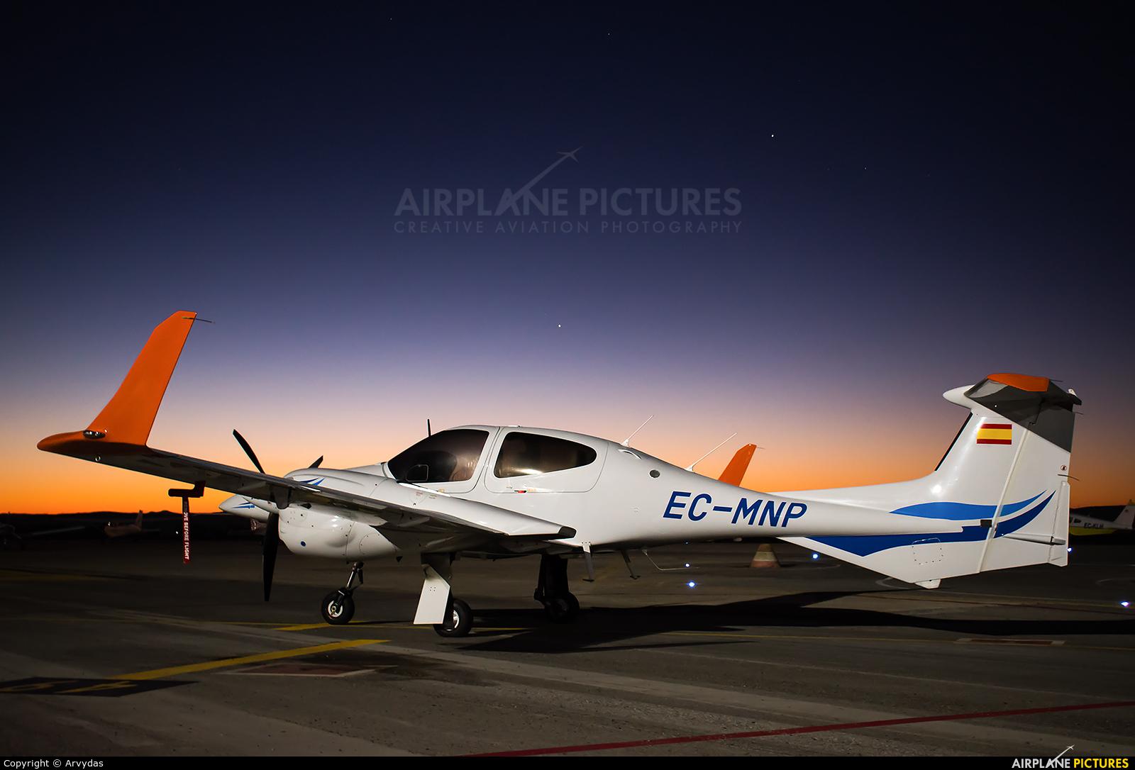 FTEJerez EC-MNP aircraft at Jerez de la Frontera