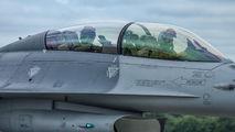 FB-15 - Belgium - Air Force General Dynamics F-16B Fighting Falcon aircraft