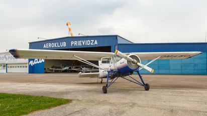 OM-LKO - Aeroklub Dubnica nad Vahom Aero L-60 Brigadýr