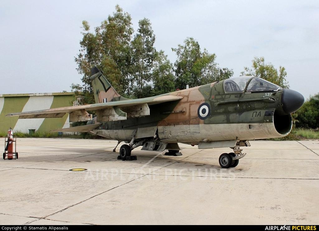 Greece - Hellenic Air Force 160537 aircraft at Araxos