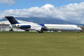 N836RA - Falcon Air Express McDonnell Douglas MD-83