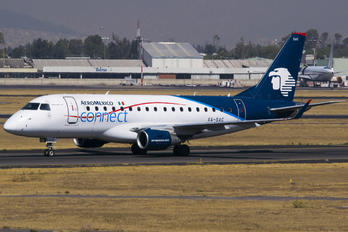 XA-SAC - Aeromexico Connect Embraer ERJ-170 (170-100)