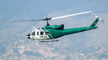 PNC-0494 - Colombia - Police Bell 212 aircraft