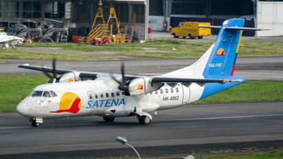 HK-4862 - Satena ATR 42 (all models)
