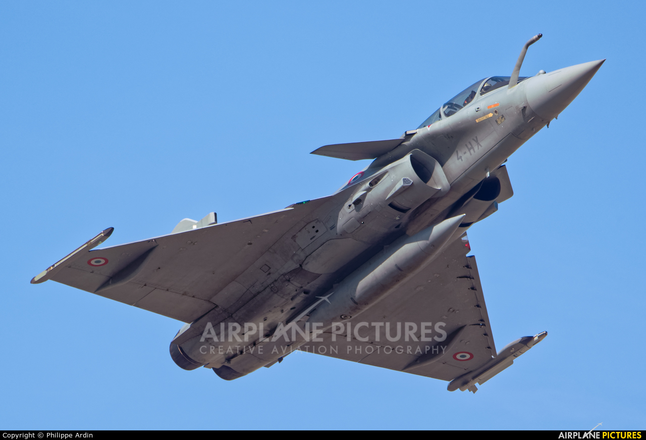 France - Air Force 4-HX aircraft at Chalons Vatry Airport