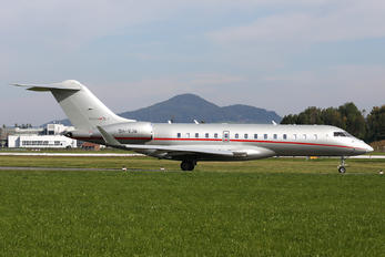 9H-VJW - Vistajet Bombardier BD-700 Global 6000