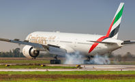 A6-EGR - Emirates Airlines Boeing 777-300ER aircraft