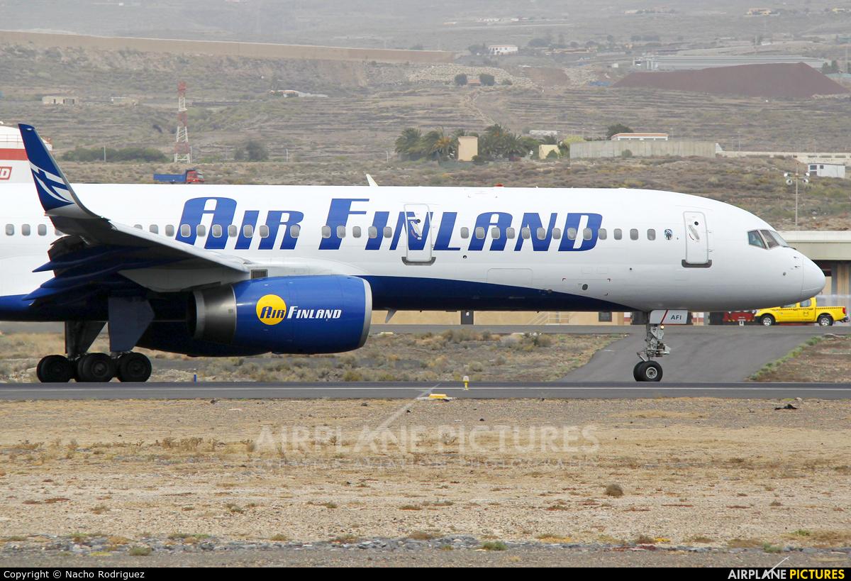 Air Finland OH-AFI aircraft at Tenerife Sur - Reina Sofia