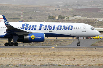 OH-AFI - Air Finland Boeing 757-200