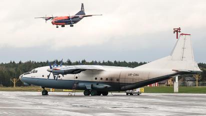 UR-CBG - Cavok Air Antonov An-12 (all models)