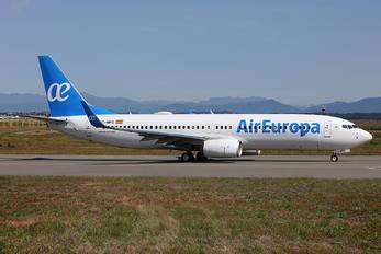 EC-MPG - Air Europa Boeing 737-800