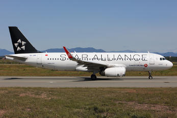 TC-JPP - Turkish Airlines Airbus A320