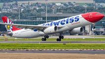 HB-JHR - Edelweiss Airbus A330-300 aircraft
