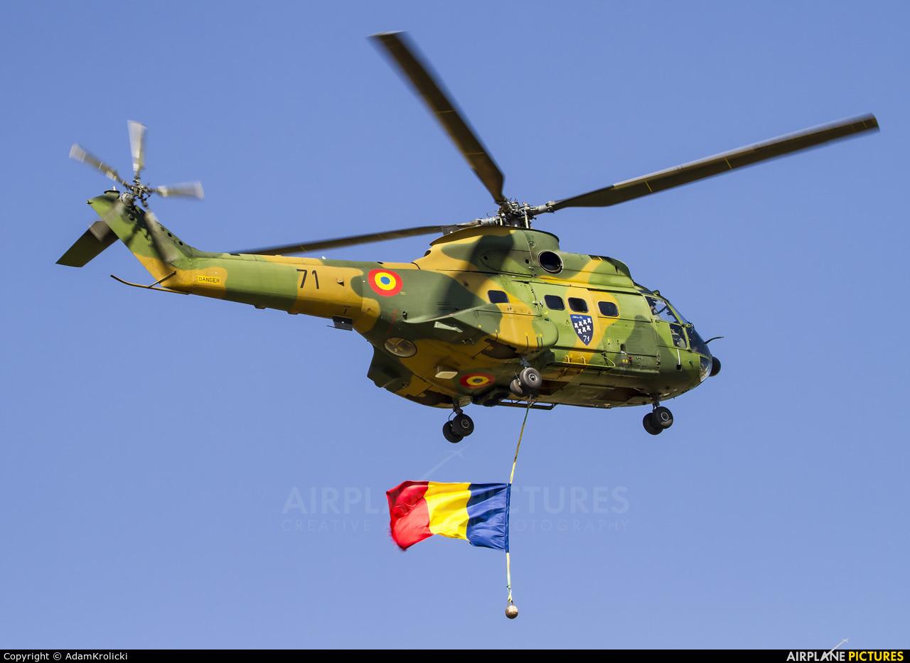 Romania - Air Force 71 aircraft at Câmpia Turzii