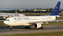 TC-OCF - Onur Air Airbus A330-200 aircraft