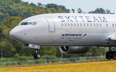 VP-BMB - Aeroflot Boeing 737-800