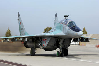 RF-92266 - Russia - Air Force Mikoyan-Gurevich MiG-29UB
