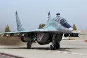 RF-92266 - Russia - Air Force Mikoyan-Gurevich MiG-29UB aircraft