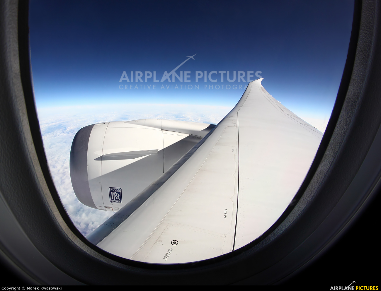 LOT - Polish Airlines SP-LRF aircraft at In Flight - Poland
