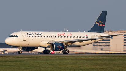 SU-BPX - Air Cairo Airbus A320