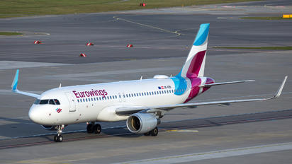 OE-IQB - Eurowings Europe Airbus A320