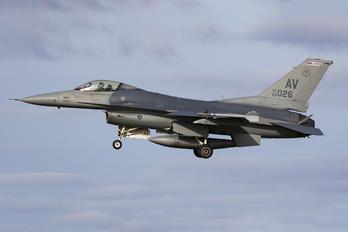 89-2026 - USA - Air Force Lockheed Martin F-16C Fighting Falcon
