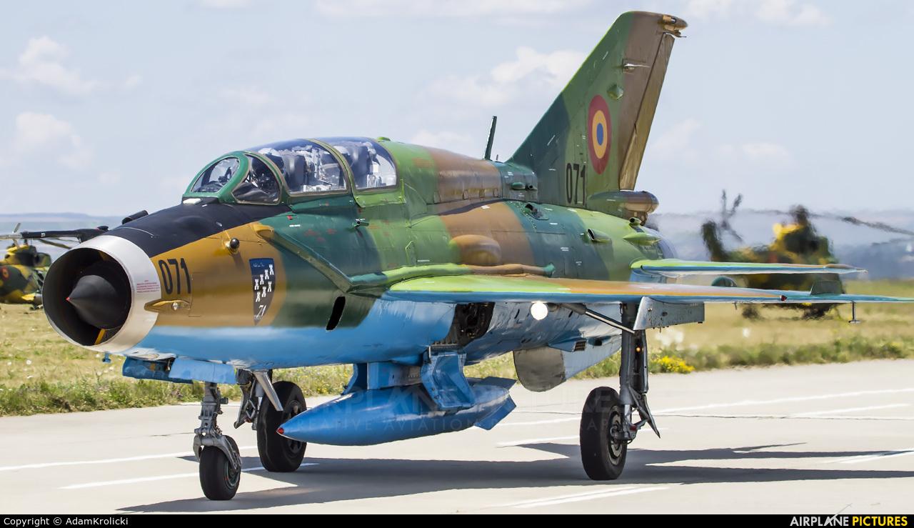 Romania - Air Force 071 aircraft at Câmpia Turzii