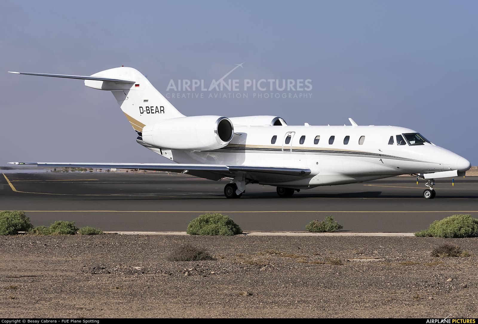 Air X D-BEAR aircraft at Fuerteventura - Puerto del Rosario