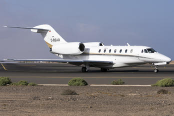 D-BEAR - Air X Cessna 750 Citation X