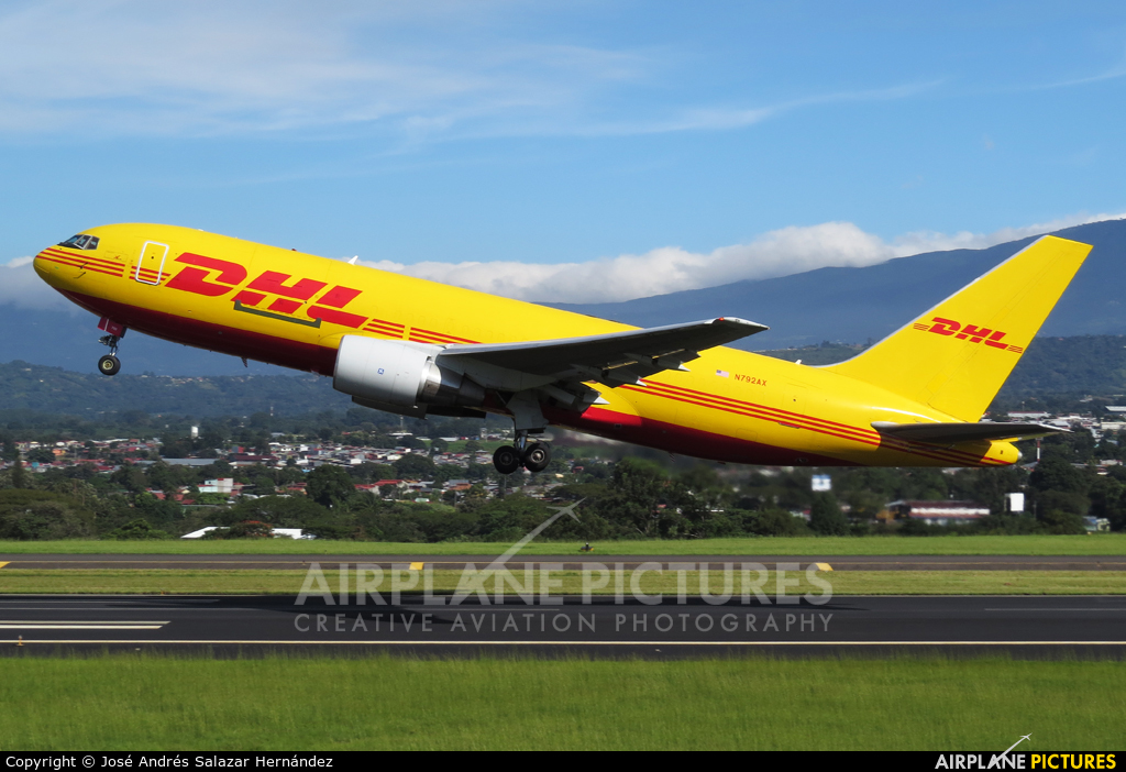 ABX Air N792AX aircraft at San Jose - Juan Santamaría Intl