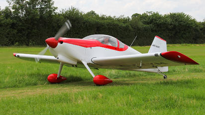 G-CEYM - Private Vans RV-6