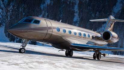 D-AYSM - MHS Aviation Gulfstream Aerospace G650, G650ER