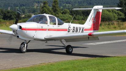 G-BNYK - Private Piper PA-38 Tomahawk