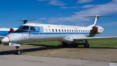 UR-DPA - Dniproavia Embraer ERJ-145