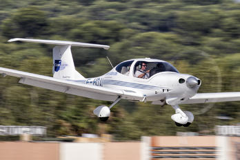 F-HOAI - Private Diamond DA 40 Diamond Star