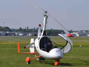 OK-UWC 22 - Private AutoGyro Europe Calidus