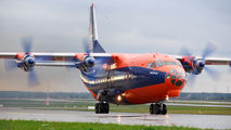 UR-CNN - Cavok Air Antonov An-12 (all models) aircraft