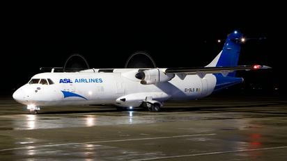 EI-SLS - ASL Airlines ATR 72 (all models)