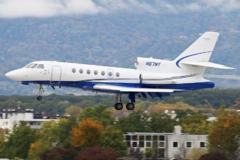 N67MT - Private Dassault Falcon 50EX