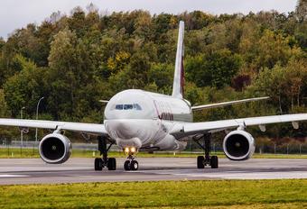 A7-AFI - Qatar Airways Cargo Airbus A330-200F
