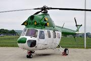 2130 - Private Mil Mi-2 aircraft