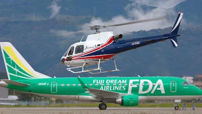 JA35BC - Noevir Aviation Aerospatiale AS350 Ecureuil/AStar