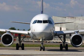 D-AIBC - Lufthansa Airbus A319