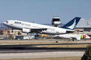 CS-TGV - SATA International Airbus A310 aircraft