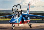 "E-139 - France - Air Force ""Patrouille de France"" Dassault - Dornier Alpha Jet E aircraft"