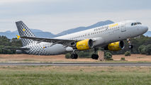 EC-MBK - Vueling Airlines Airbus A320 aircraft