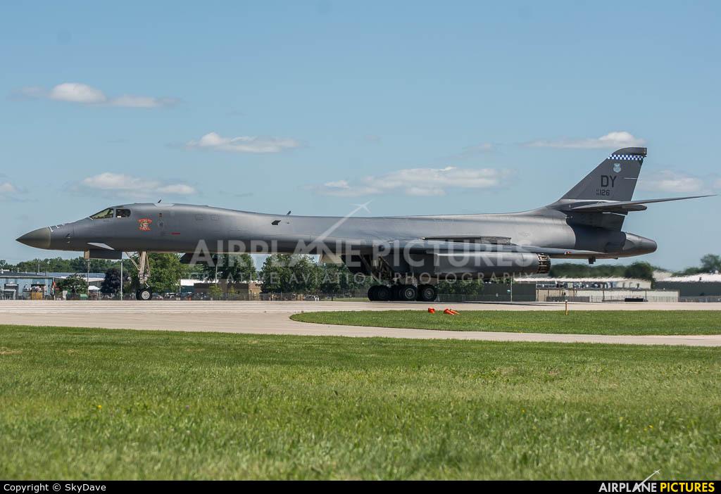 USA - Air Force 86-0126 aircraft at Oshkosh - Wittman Regional