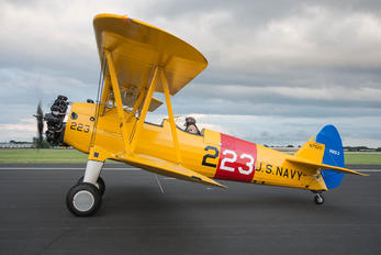 N7520 - Private Boeing Stearman, Kaydet (all models)